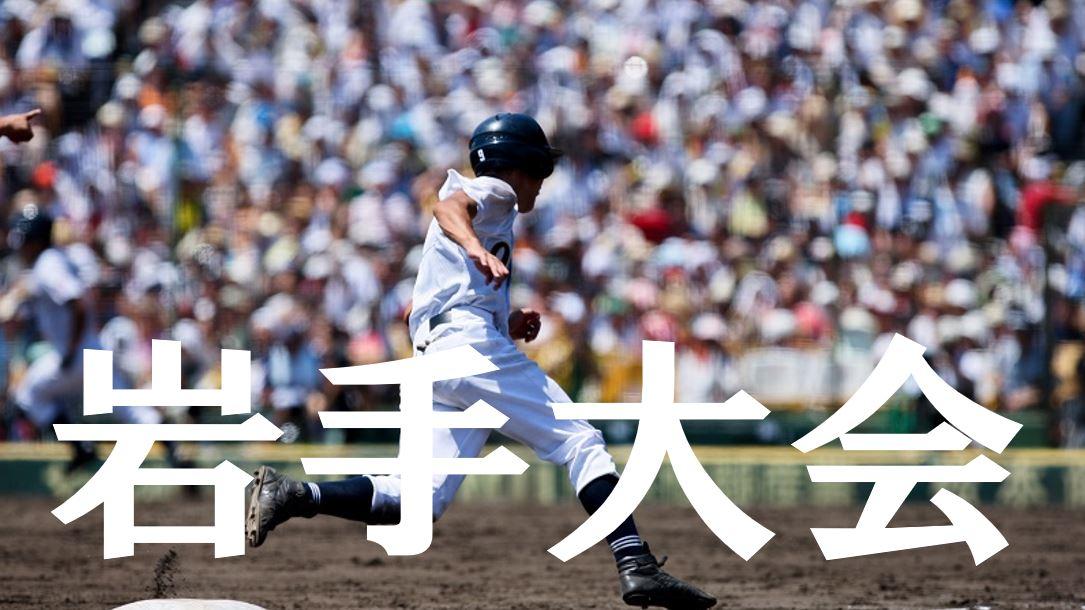 岩手 高校 野球 2019